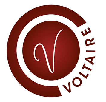 voltaire logo article